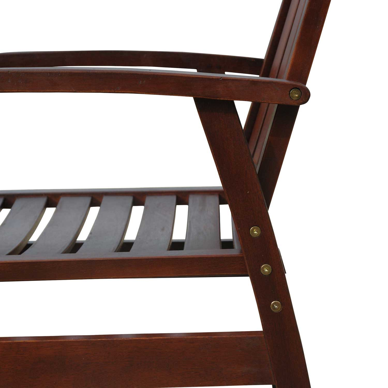 mobili da giardino set set con cuscini 9tlg gruppo di sedie da giardino in legno sala da pranzo. Black Bedroom Furniture Sets. Home Design Ideas