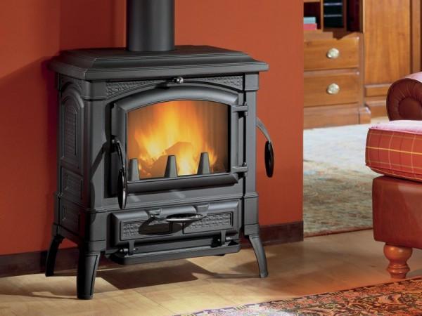 ofen kaminofen holzofen kachelofen kamin la nordica 39 isetta 39 ebay. Black Bedroom Furniture Sets. Home Design Ideas