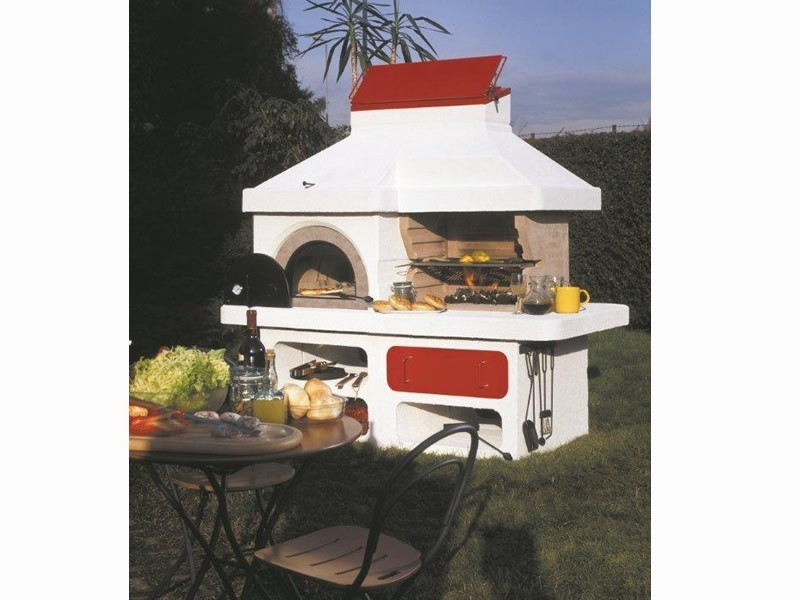 grillkamin gartenkamin gartengrill grill gartenbackofen pizzaofen kaminofen ebay. Black Bedroom Furniture Sets. Home Design Ideas