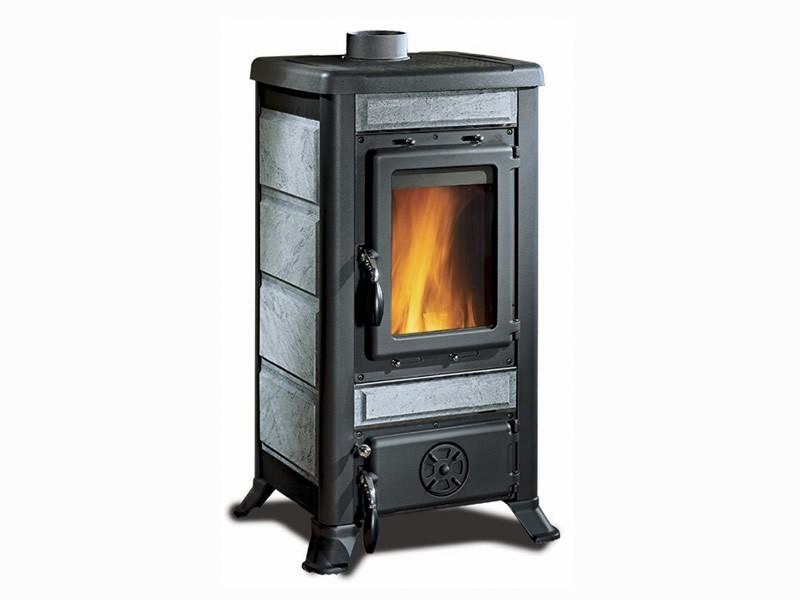 ofen kaminofen holzofen kachelofen kamin la nordica 39 fulvia petra 39 speckstein ebay. Black Bedroom Furniture Sets. Home Design Ideas