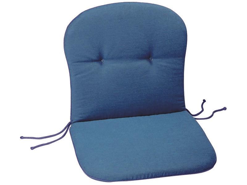 best sitzkissen stuhlkissen monoblock polster auflage niederlehner gartenm bel ebay. Black Bedroom Furniture Sets. Home Design Ideas