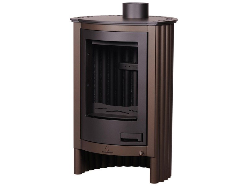 kaminofen holzofen warmluftofen ofen kamin stahlofen masterflamme piccolo i ebay. Black Bedroom Furniture Sets. Home Design Ideas