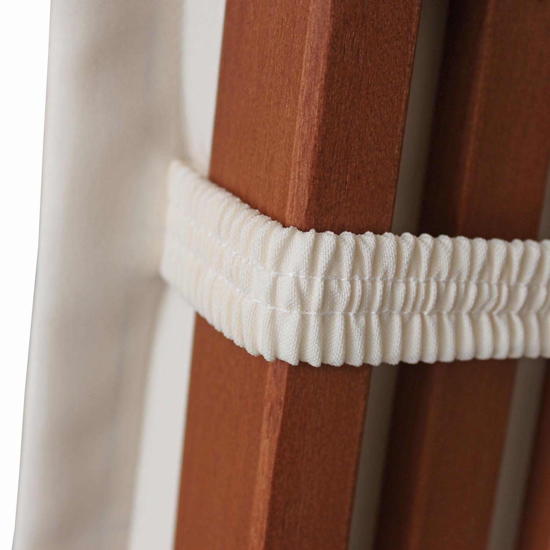 sitzauflage hochlehner polsterauflage stuhlauflage auflage karo beige ebay. Black Bedroom Furniture Sets. Home Design Ideas