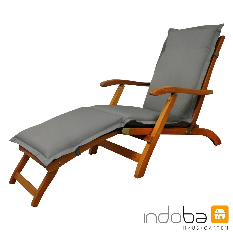 deckchair auflage finest volck deck chair with deckchair auflage trendy zebra kissen polster. Black Bedroom Furniture Sets. Home Design Ideas