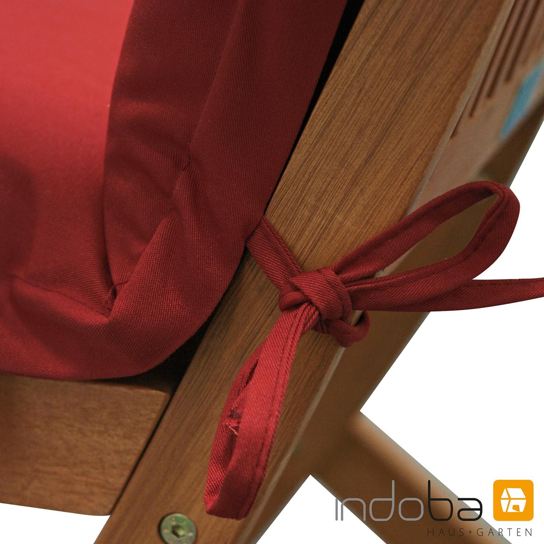 indoba sitzauflage niederlehner serie premium extra. Black Bedroom Furniture Sets. Home Design Ideas