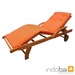 indoba - Liegenauflage - Serie Relax - Orange