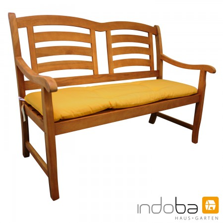 indoba - Bankauflage - Serie Relax - Gelb