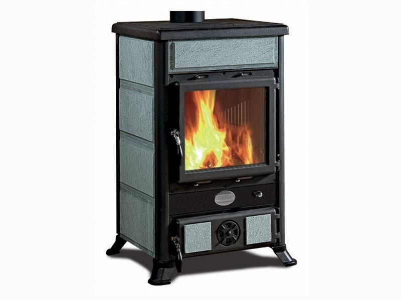 kaminofen scheibensp lung selbstschl t r la nordica rossella r1 speckstein ebay. Black Bedroom Furniture Sets. Home Design Ideas