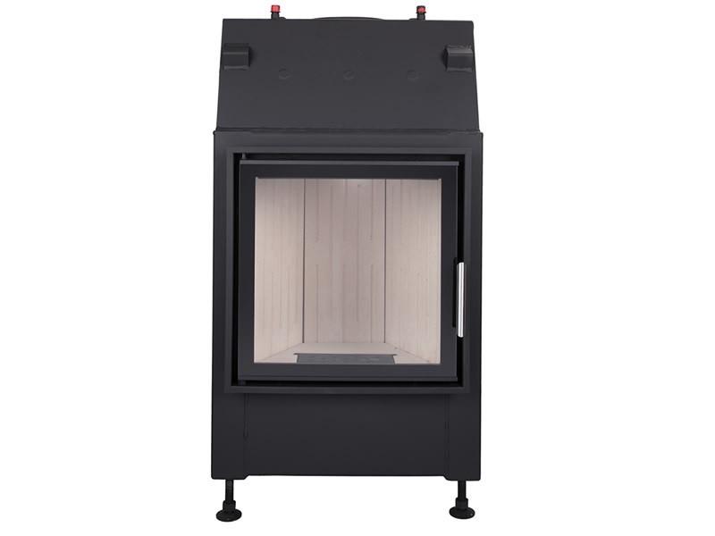 kamineinsatz kaminkasette kaminbausatz kamin heizeinsatz glasrahmen wasserf hren ebay. Black Bedroom Furniture Sets. Home Design Ideas