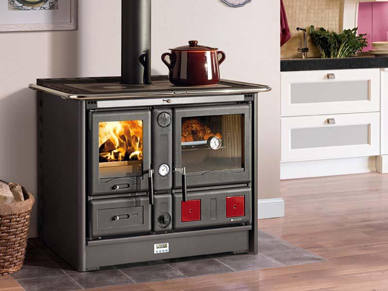 Küchenofen wasserführend 18,4 kW La Nordica Termorosa XXL DSA